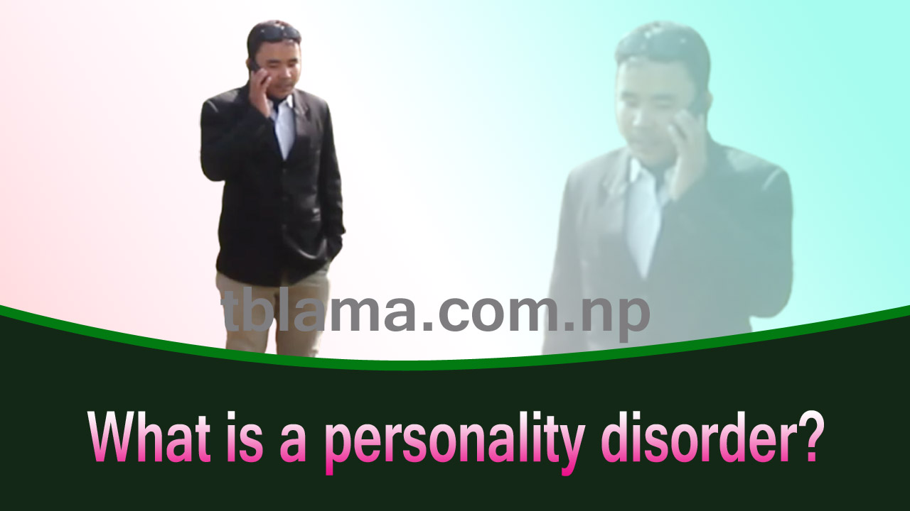 What is a personality disorder? Let's know in detail.