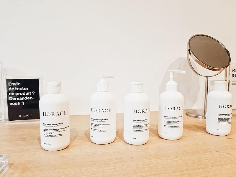 Horace: la marque de cosmétiques pour hommes urbains