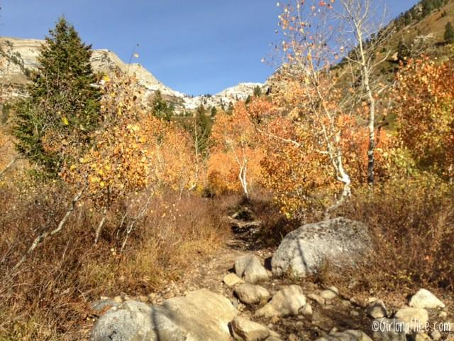 Hiking to Silver Lake & Silver Glance Lake, American Fork Canyon, Utah