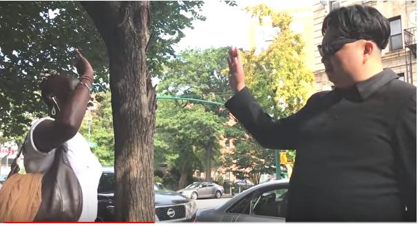 North Korean dictator Kim Jong Un walks around New York for 10 hours. Hilarity ensues.