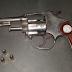 Polícia Ambiental prende homem por porte ilegal de arma de fogo e furto