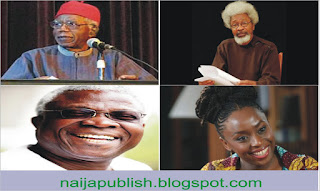 Nigerian greatest authors