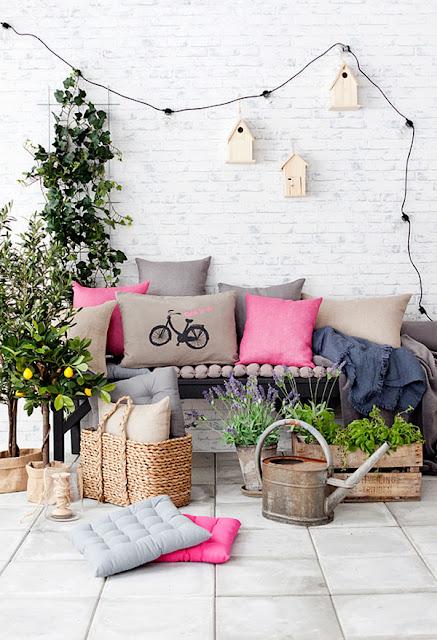 Stunning Arredare Il Terrazzo Fai Da Te Pictures - Design Trends ...