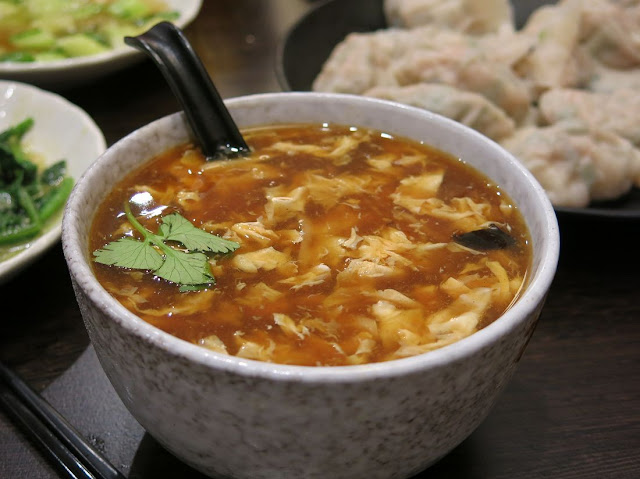 ShanDong Mama, Hot and sour soup