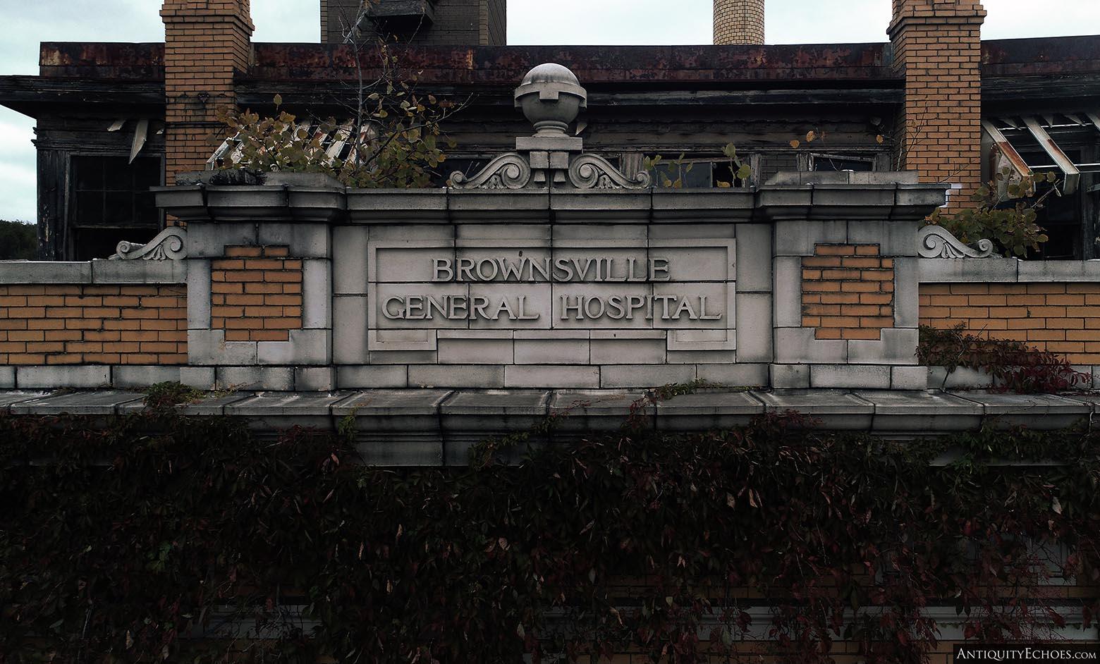 Brownsville General Hospital - Stonework Detail