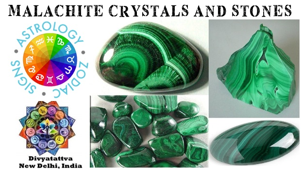 Malachite Crystal Astrology Uses Benefits Healing Occult Powers