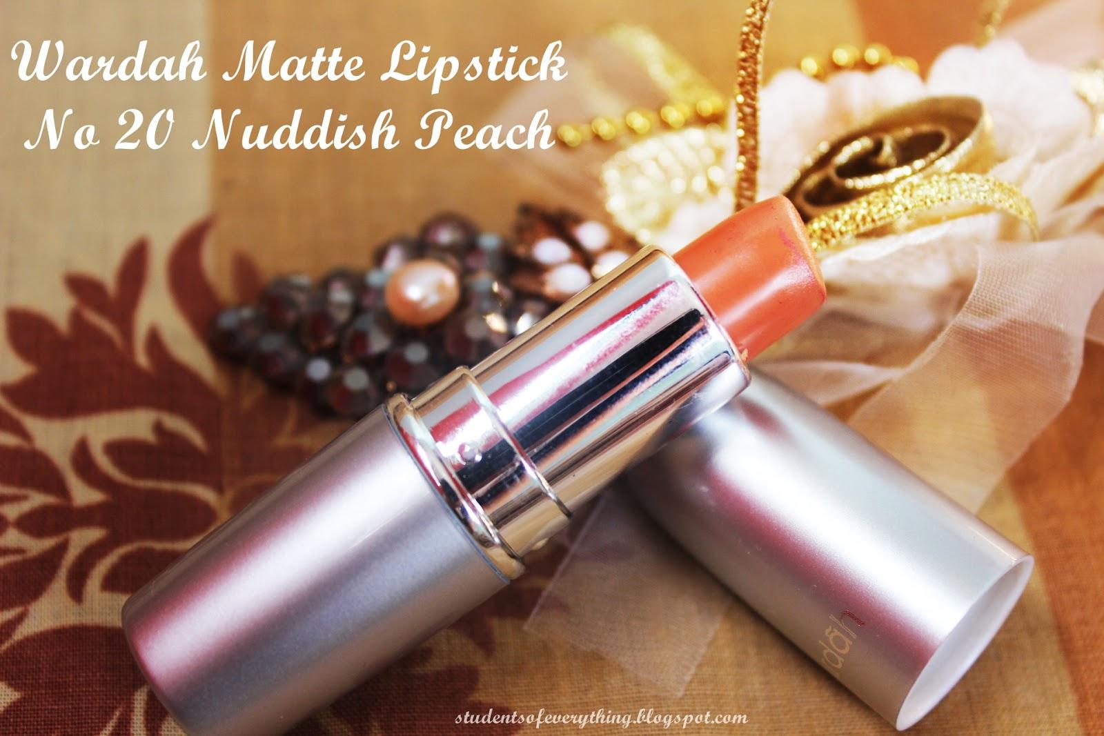 Lipstik matte wardah no 15