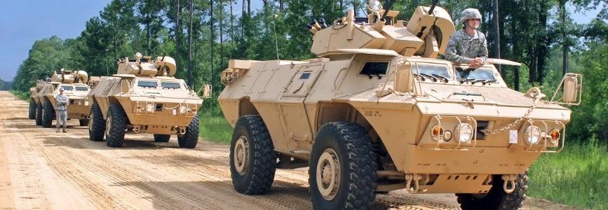 США передадуть Греції 1500 БМП Bradley та БТР Guardian