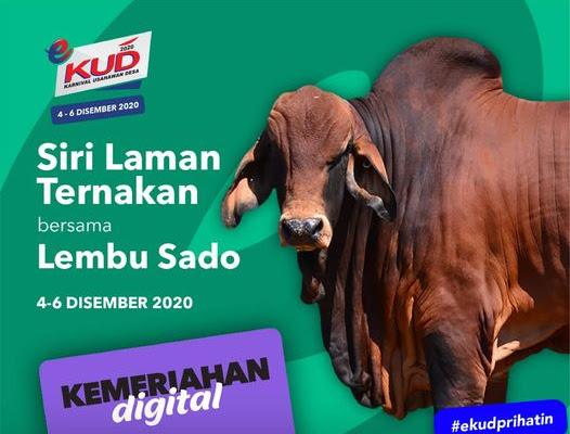 Karnival Usahawan Desa Bawa Lembu Sado Ke rumah Anda!!