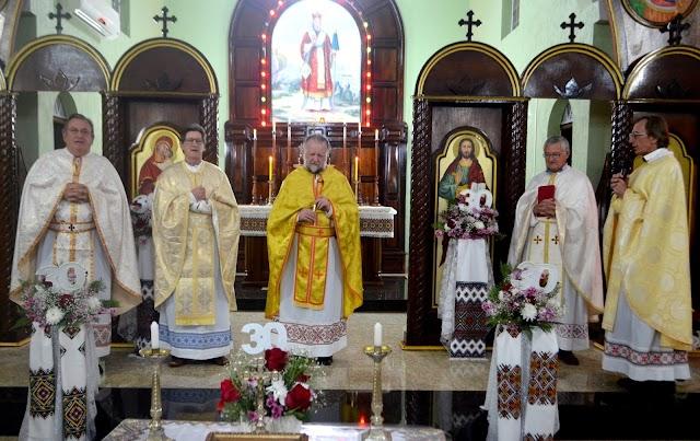 Roncadorense Padre Kerelo comemora Vida Religiosa e aniversário