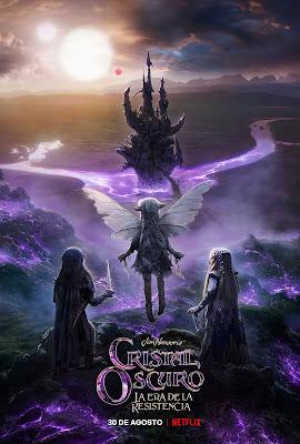 """TV Series: Netflix presenta el teaser y póster oficial de """"Cristal Oscuro: La era de la resistencia"""""""