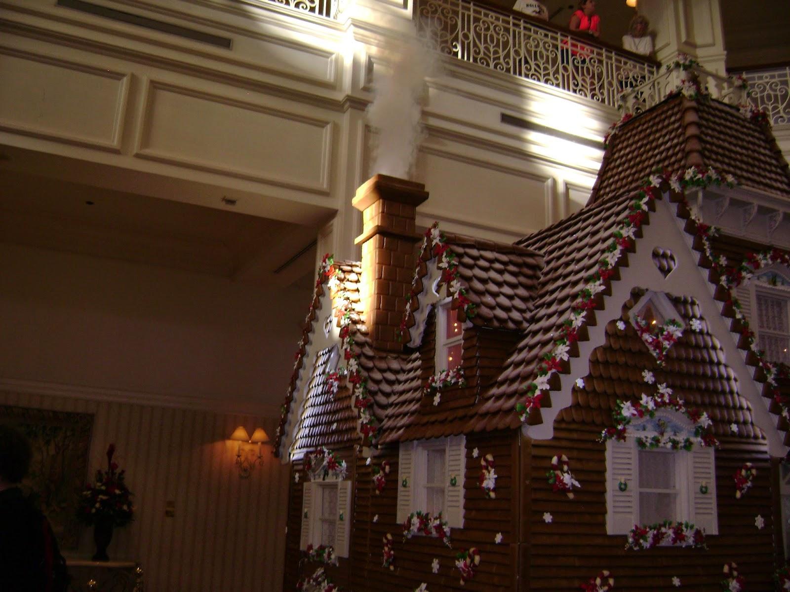Mimi Mine A Grand Gingerbread House