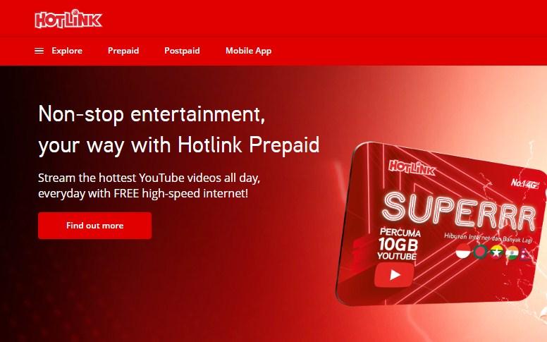 Buy Maxis Hotlink Prepaid Data Ropuni Com