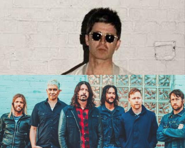Treta ou brincadeirinha? Noel Gallagher sugere petição para o fim do Foo Fighters. Entenda: