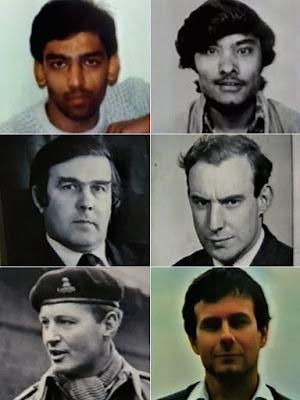 Cientificos muertos entre el personal de Marconi