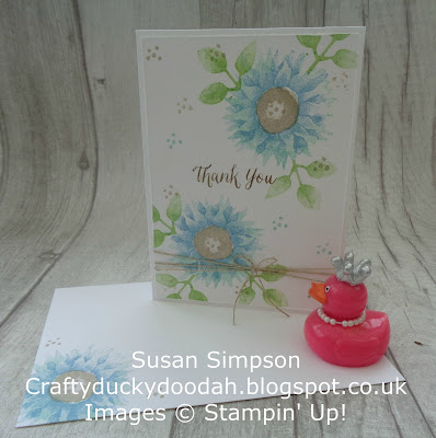 Craftyduckydoodah!, #stampinupuk, StampinUp! UK Independent  Demonstrator Susan Simpson, April 2018 Update, Supplies available 24/7 from my online store,