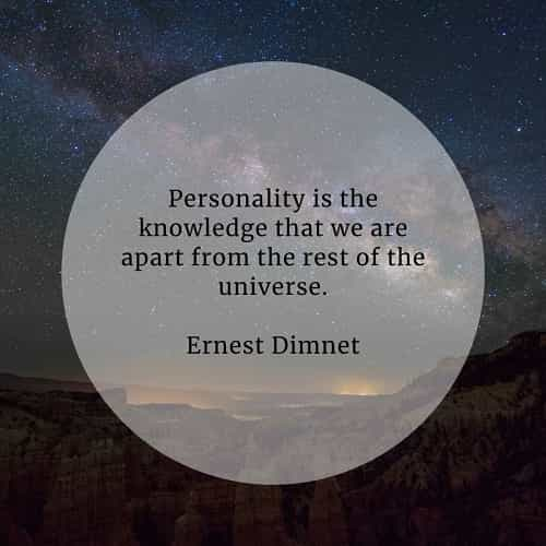 Personality quotes that'll help you become a better person