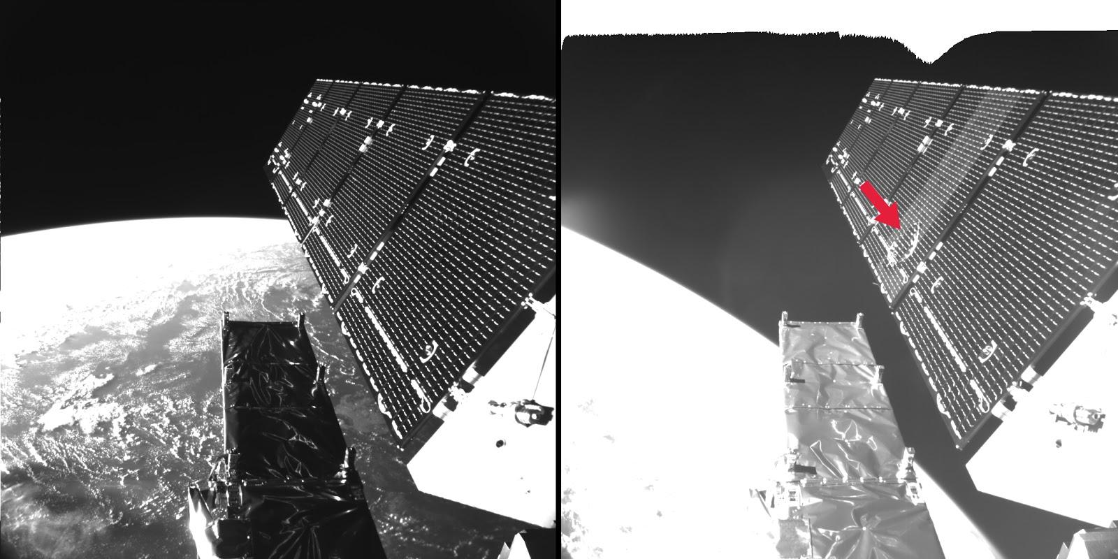 Orbiter Ch Space News Copernicus Sentinel 1a Satellite