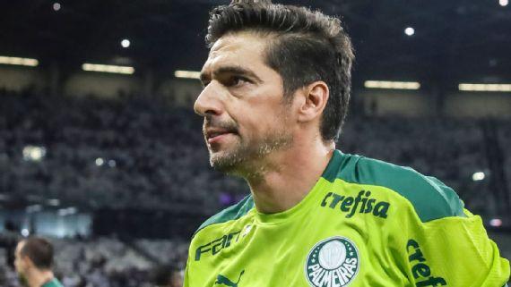 Abel pode deixar Palmeiras em dezembro, e Cicinho vê saída boa para o clube: 'Torcida não vai sentir saudade'