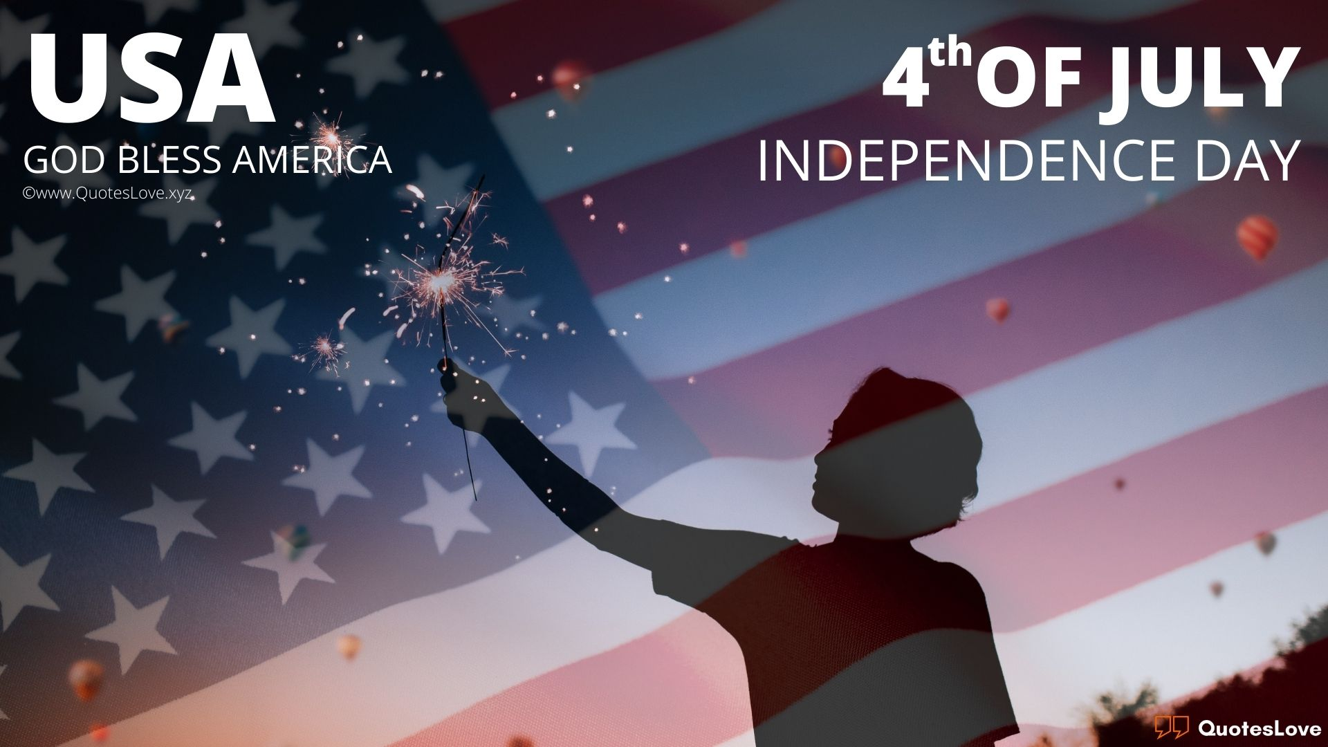 4th Of July Quotes, Wishes, Greetings, Messages, One Liners, Images, Pictures, Photos