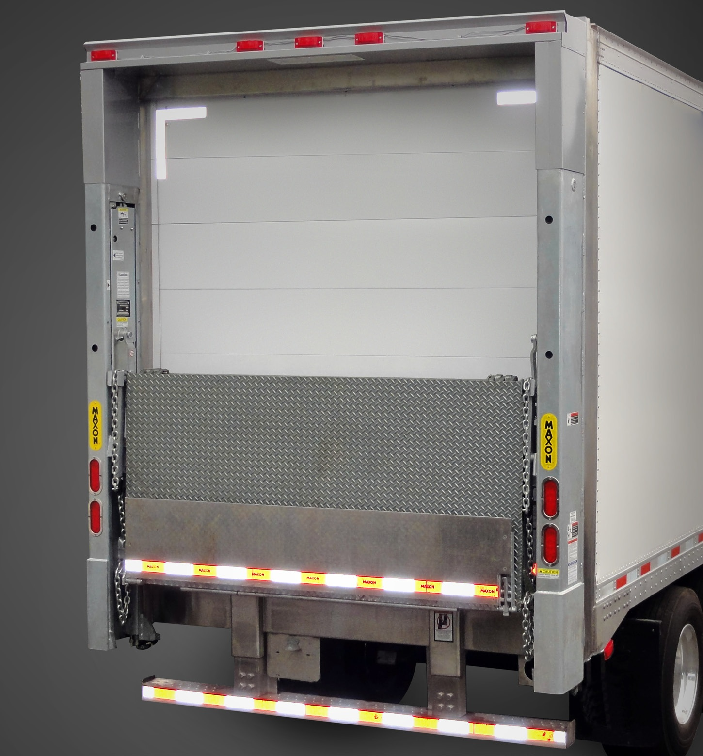 Commercial Truck Success Blog August 2012 Maxon Bmraw 44 Wiring Diagram Galvanized Liftgates Equals Maximum Protection With Minimum Investment