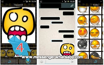 Emoticones x WhatsApp gratis
