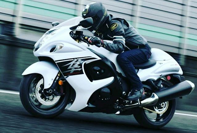 Motocicleta Suzuki Hayabusa