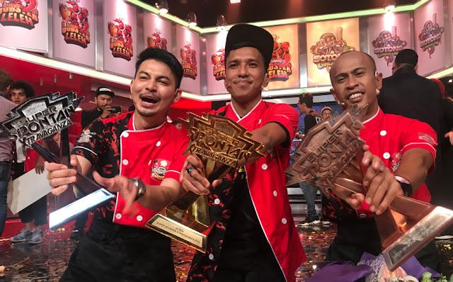 Tahniah Kepada Juara Super Spontan Xtranvaganza 2018