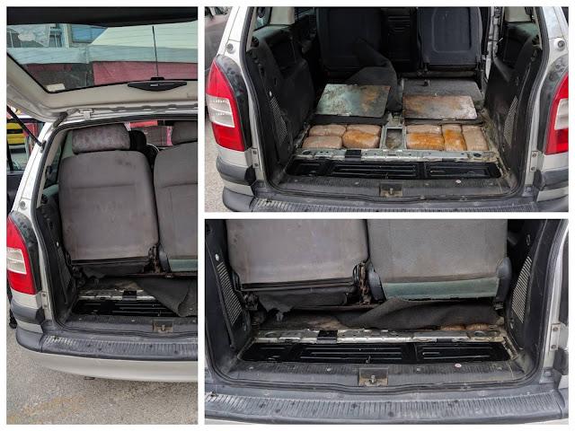 ΘΕΣΠΡΩΤΙΑ-Έκρυβε στο αυτοκίνητο 21 κιλά χασίς - : IoanninaVoice.gr