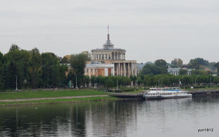 Речной вокзал Тверь