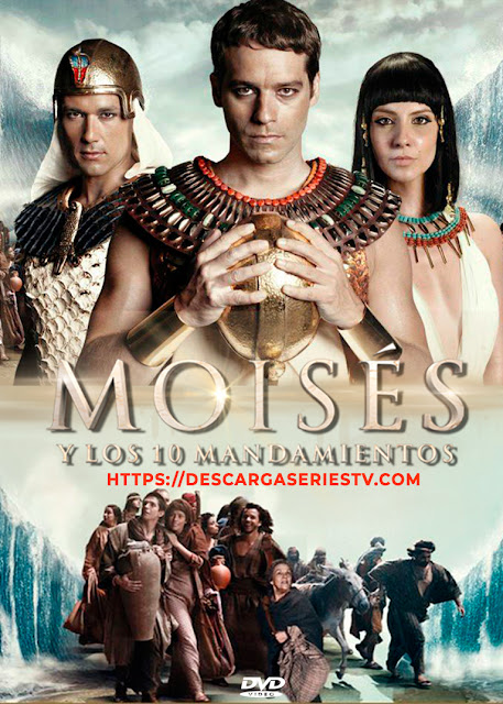 Moisés y los Diez Mandamientos (Serie Biblica) Descargar