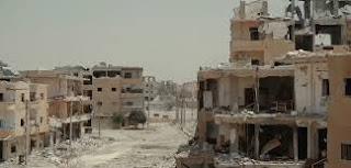 US-led coalition destroyed Raqqa city completely