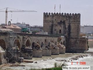 O que fazer em Córdoba (Espanha) em um dia? Ponte Romana