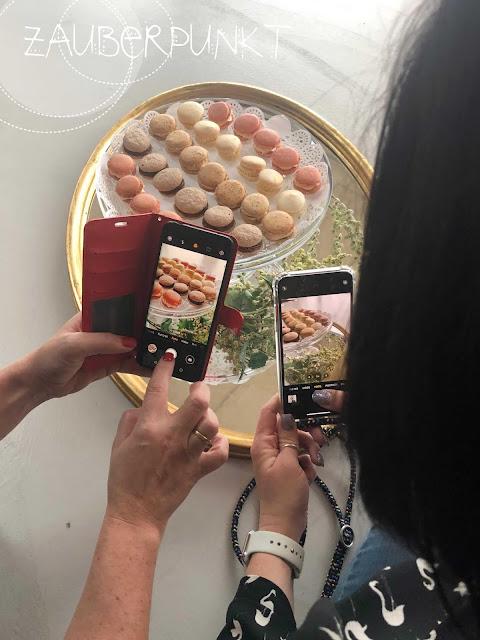 Foodwerk.ch, Frau Chlämmerlisack, Macaronsauswahl, macarons selbstgemacht, selber backen, kleine Diva, Macarons mit Füllung