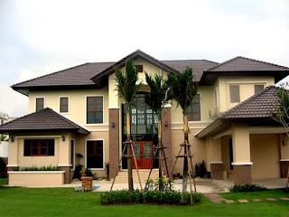 แบบบ้านหลังใหญ่