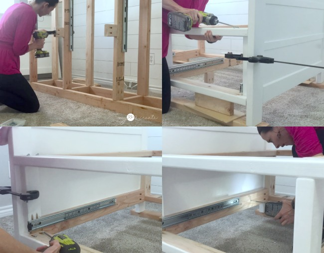 putting daybed together