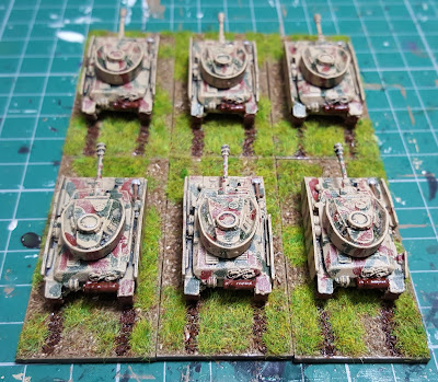 German tank battalion picture 2