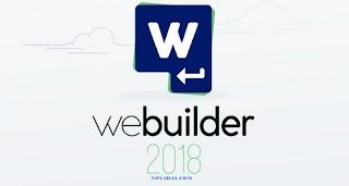 Blumentals WeBuilder 2018