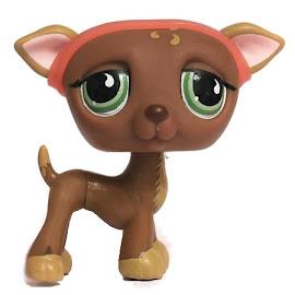 Littlest Pet Shop Pet Pairs Greyhound (#507) Pet