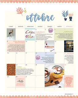 Calendario ottobre appuntamenti da non perdere
