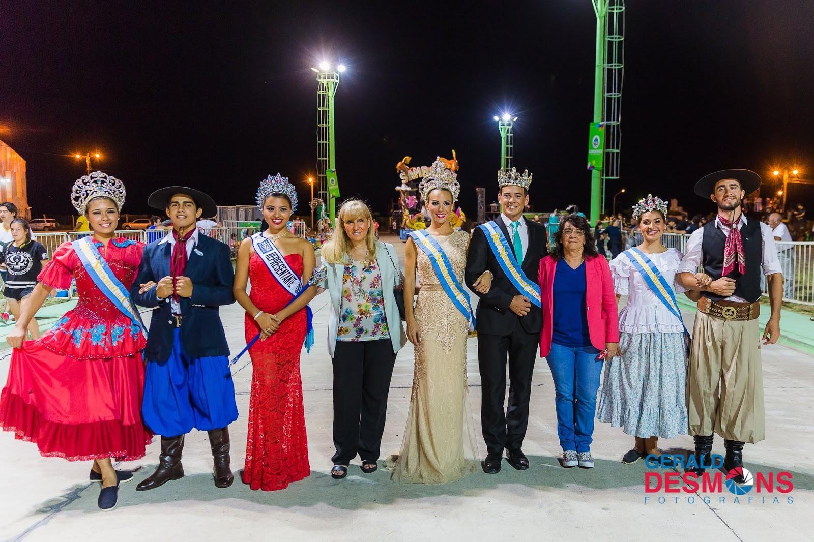 Inauguracion Carnavales Corrientes 2017