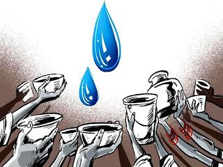 सरकारी कॉलोनी में पेयजल का घोर संकट | #NayaSaveraNetwork