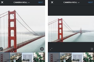 Now all is possible: Instagram allowed to publish rectangular photos and video