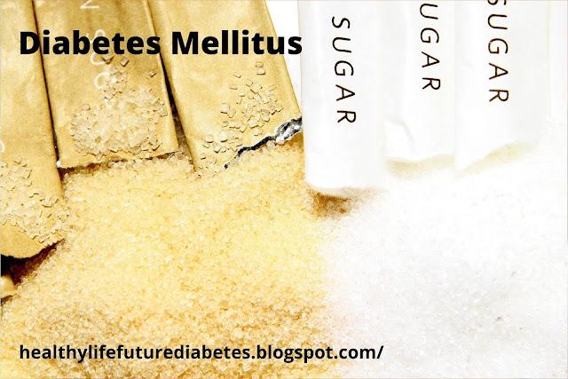 Diabetes mellitus causes