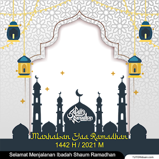 Twibbon Ramadhan 2021 M