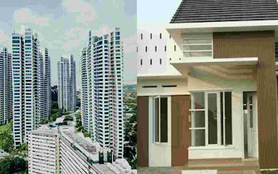 Sebelum Membeli! Yuk Simak Plus Minus Beli Rumah Dibandingkan Apartemen