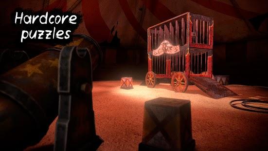 Death Park Scary Clown Survival Horror Game Screenshot