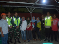 Pastikan Wilayah Kondusif, Danrem 071/Wijayakusuma Patroli Bersama