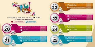 programa feria ocotlán 2019