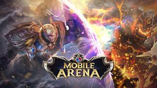 game Moba Android terbaik terpopuler - Mobile Arena AOV